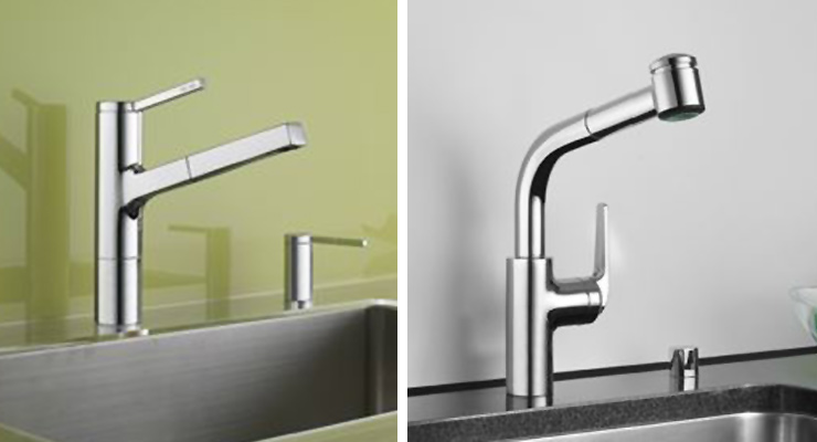 KWC Faucets - Infusion Showrooms by Etna