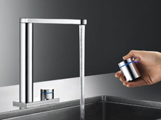 KWC Kitchen Faucets Combine Quality Materials With Hi Tech Features